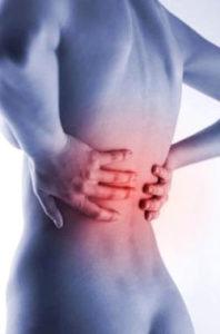 Боль в спине при язве желудка