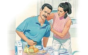 Как развивается приступ острого панкреатита