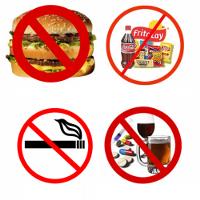 Какие продукты нельзя есть при гастрите: список