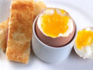 Вареные яйца при гастрите: способ приготовления