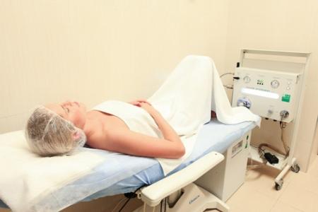 процедура орошения кишечника