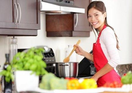 как готовить пищу