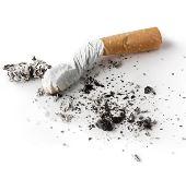 сигаретный пепел от изжоги