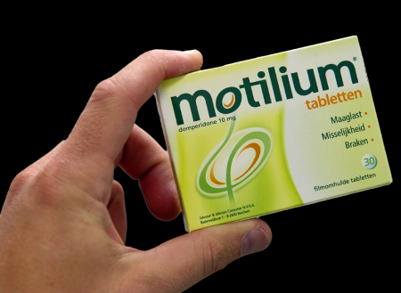 таблетки Мотилиум