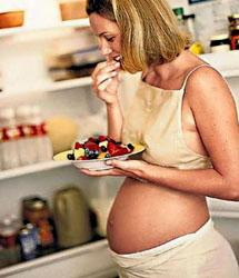 Гастрит при беременности: режим питания