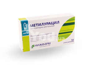 Таблетки от язвы желудка: метилурацил