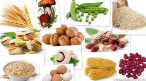 Список продуктов при повышенной и пониженной кислотности при гастрите