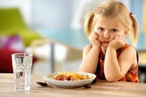 Детский гастрит: симптомы