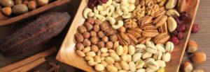 Орехи при гастрите: можно ли есть