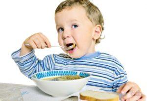 Питание при гастрите у детей