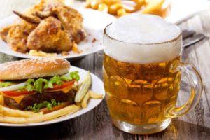 Профилактика острого панкреатита: питание