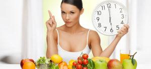 Профилактика язвы: режим питания