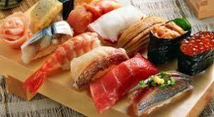 Суши и ролы при гастрите