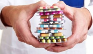 Таблетки от язвы желудка