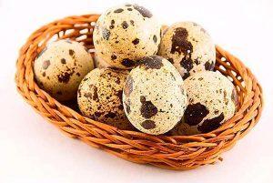 Перепелиные яйца при гастрите