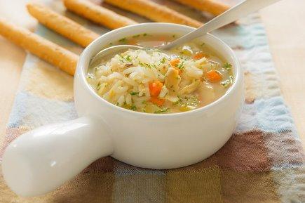 суп при язве