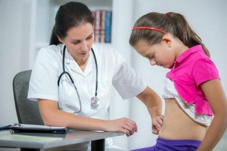 причины патологии у детей