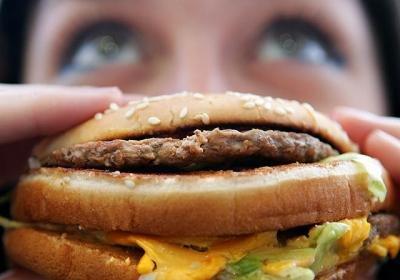 вредная пища