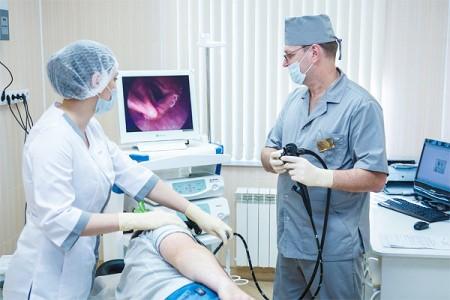 эзофагогастроскопия