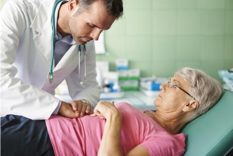 симптомы перфорации желудка