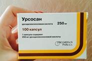 принимать Урсосан при панкреатите