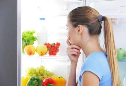 выбор продуктов питания
